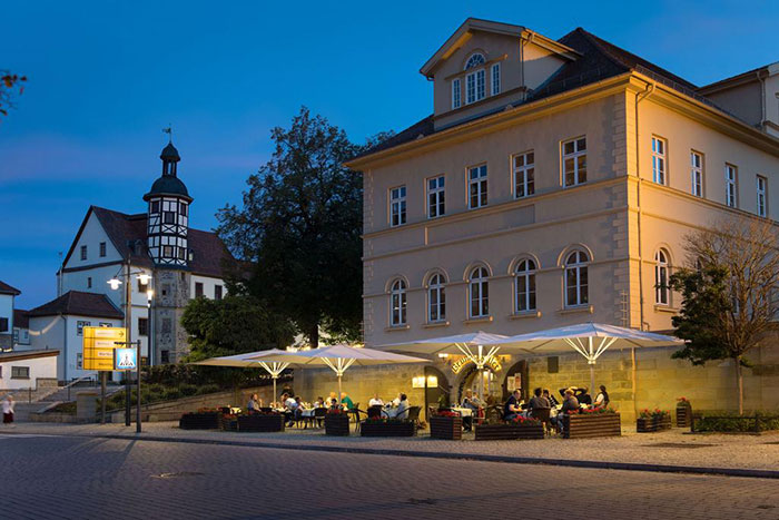 Gewölberestaurant Brunnenkeller in Eisenach