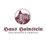 Hotel, Restaurant und Café-Terrasse Haus Hainstein