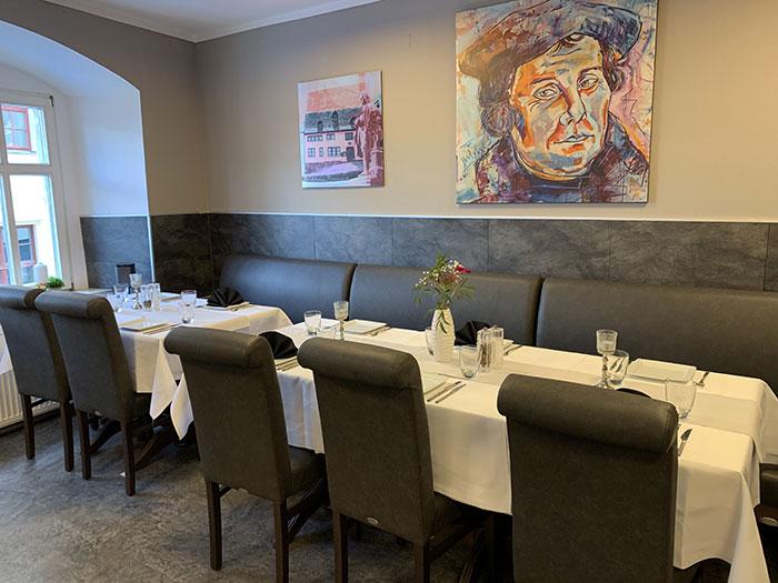 Restaurant und Café Esplanade in Eisenach